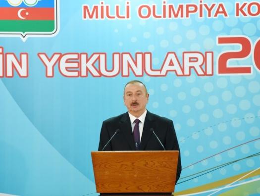 Ильхам Алиев о надежде на решение карабахской проблемы