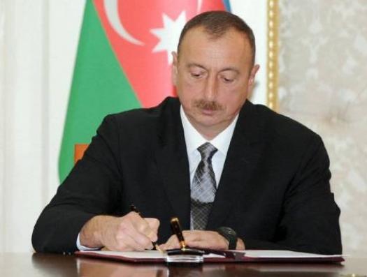 Ильхам Алиев снял с должности главу Хатаинского района