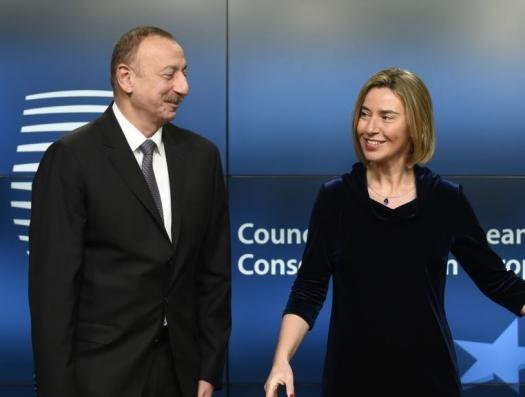 Крупнейший успех Ильхама Алиева. Брюссель заявил: «Карабах может быть только в составе Азербайджана»