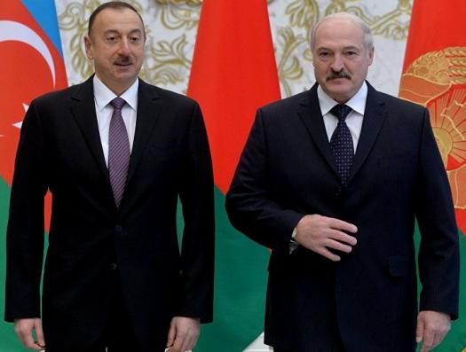 Александр Лукашенко: «Ильхам Алиев предложил провести трубу через Армению и восстановить эту страну»