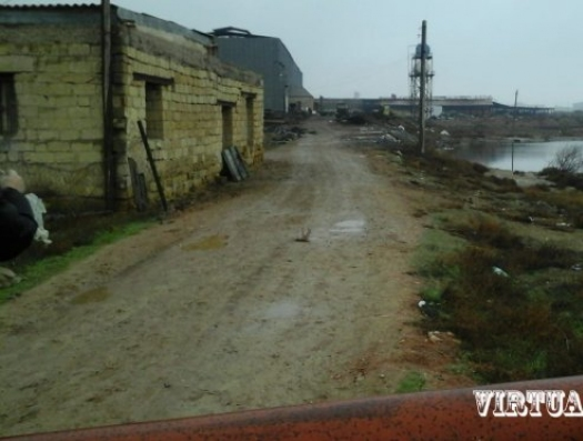 На улице Ширвани: задыхаемся от дыма, всюду грязь, невежество и бесправие…