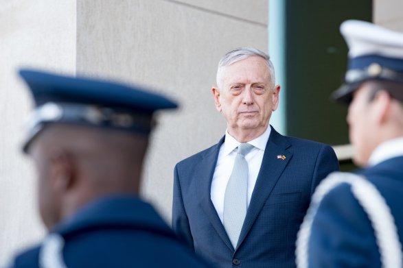 Джеймс Мэттис уйдет с поста главы Пентагона