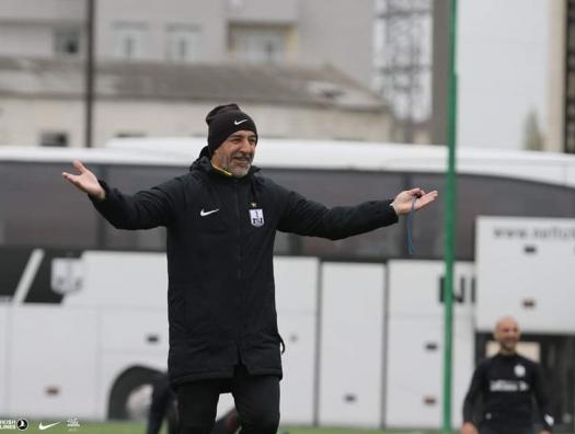 Главный тренер «Нефтчи» о своей возможной отставке