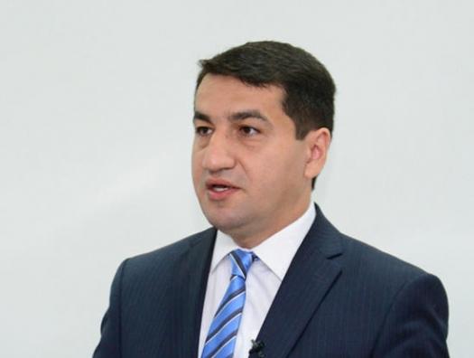 Хикмет Гаджиев: Власти Армении должны готовить свой народ к миру