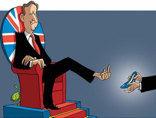 Великобритания окончательно разрывает с Европой