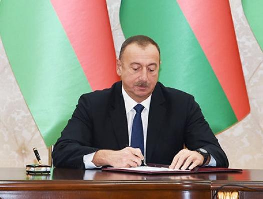 Ильхам Алиев утвердил договоренности с Путиным