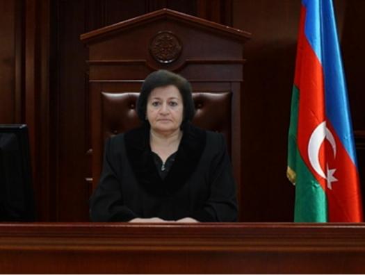 Из-за миллионов судья Сеидова пошла против генплана Баку