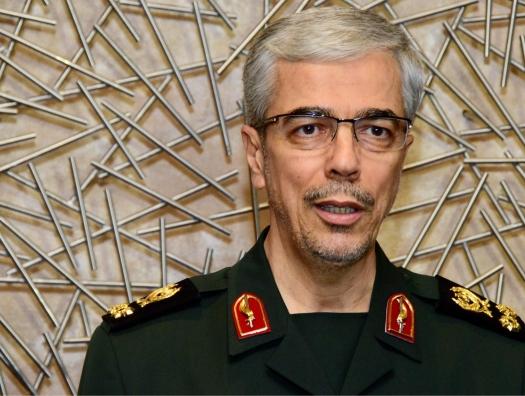 Генерал Мохаммад Багери: «Иран поддерживает территориальную целостность Азербайджана»