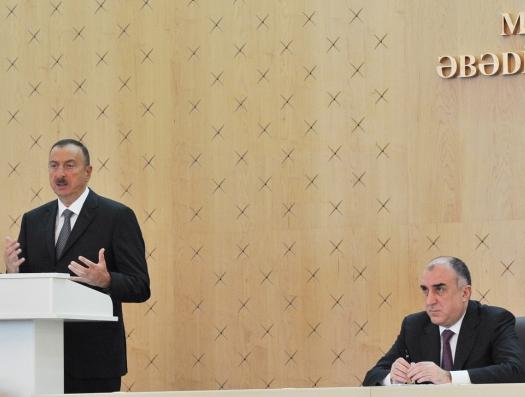 Партия Саргсяна: «Мы видим надежды Ильхама Алиева и Эльмара Мамедъярова»