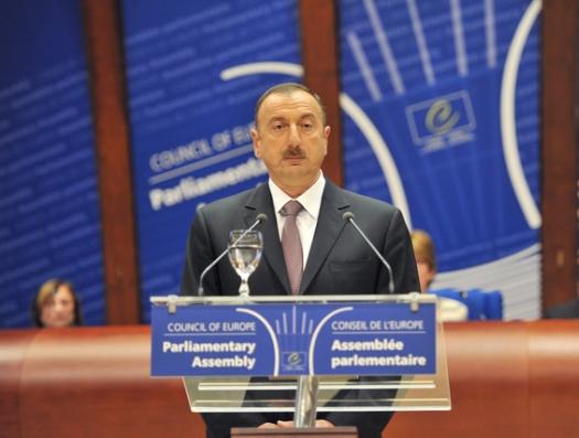 Иммунитет Ильхама Алиева и резолюция Европарламента