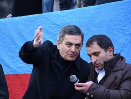 МВД: На митинг оппозиции пришли 2800 человек