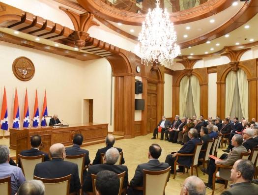 Спустя сто лет дашнаки вернулись в Карабах