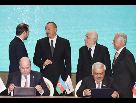 А говорили о конце нефтяной эры в Азербайджане