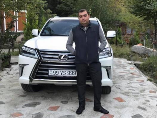 Полицейские арестовали сына бакинского миллионера