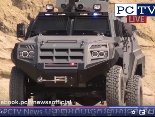 Пентагону нужны боевые машины азербайджанской компании, а в Баку их не замечают