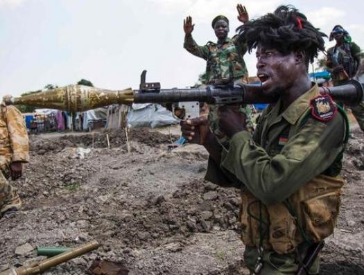Как Саргсян африканским террористам оружие доставлял