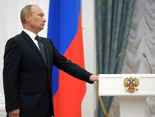 В Кремле не Сталин или Хрущев, а Путин