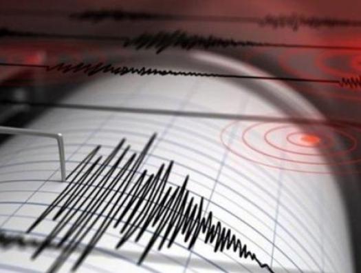 Сильное землетрясение у берегов Индонезии