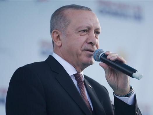 Эрдоган: Европа обязана Турции своей безопасностью