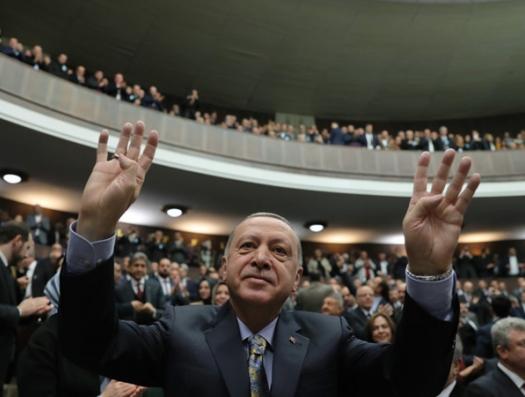Эрдоган не хочет обращаться к МВФ
