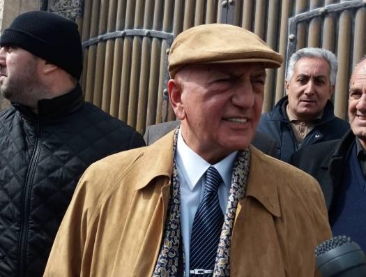 Али Инсанов: «Я никуда не уеду из Азербайджана и продолжу борьбу»