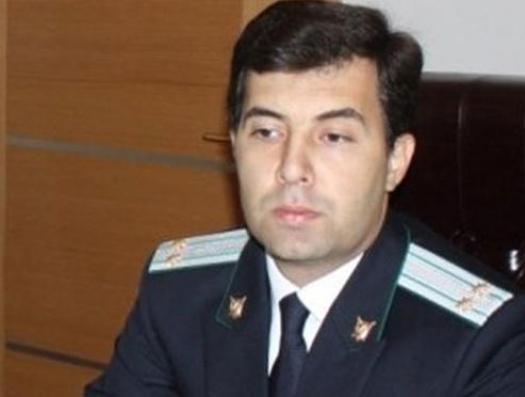 И экс-прокурор Аббасов вышел на свободу