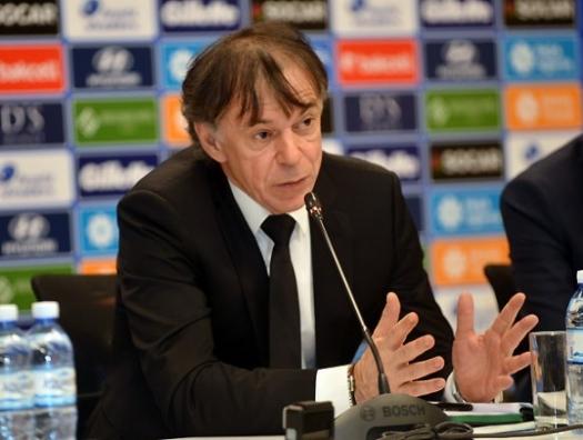 Никола Юрчевич: «Все в Азербайджане уважают Хорватию, это другой мир»