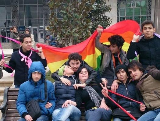 Все геи против Азербайджана