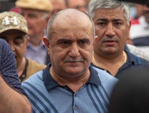 Самвел Бабаян предложил отдать Карабах России