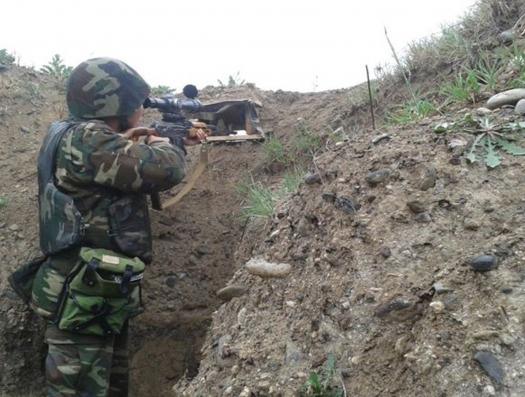 Столкновения в Карабахе: погиб азербайджанский солдат