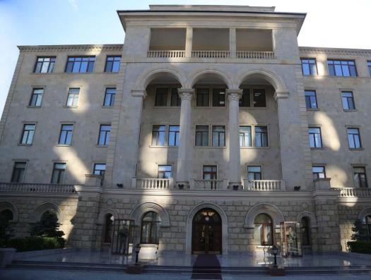 Минобороны Азербайджана: «Мы обрушим удар на голову армянских оккупантов»