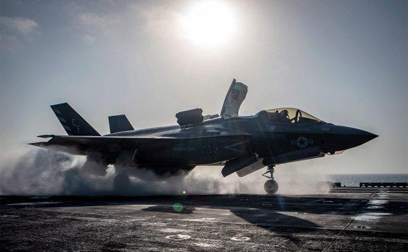 Недала F-35. Как Америка наказала Турцию заС-400