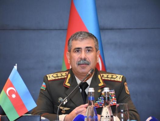 Закир Гасанов: «Если бы армяне перешли в наступление, я бы встретился с министром обороны Армении в Ереване»