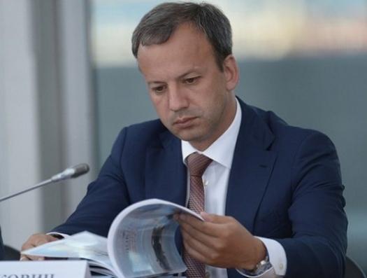Российские СМИ пишут о бегстве Дворковича… а он в Азербайджане