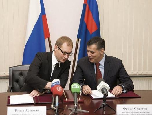 Азербайджанец Фамиль Садыгов стал вице-президентом Газпрома