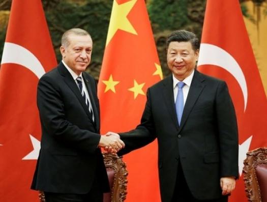 Турцией недоволен и Китай