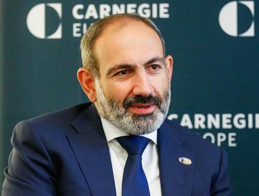 И в Европе Пашинян подтвердил, что Армении нужны новые территории Азербайджана