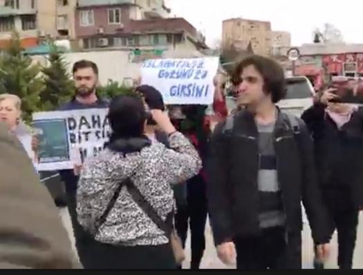 Полиция предотвратила незаконную акцию в Баку