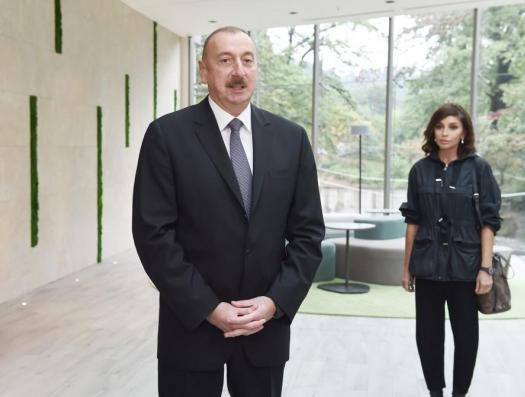 Ильхам Алиев готовит еще одну реформу: Палата снижает банковские проценты