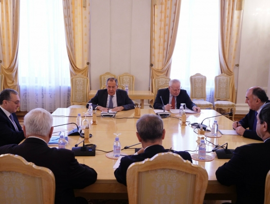 В Москве завершились закрытые переговоры по Карабаху