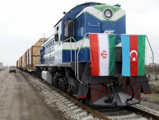 На поезде из Баку в Сирию через Ирак