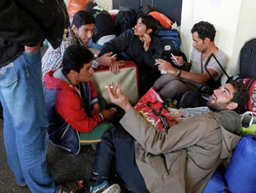 Немецкие политики пришли в ужас от условий содержания азербайджанских мигрантов