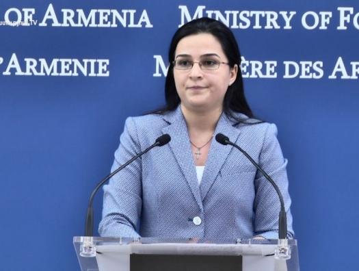 Официальный Ереван опровергает Эльмара Мамедъярова