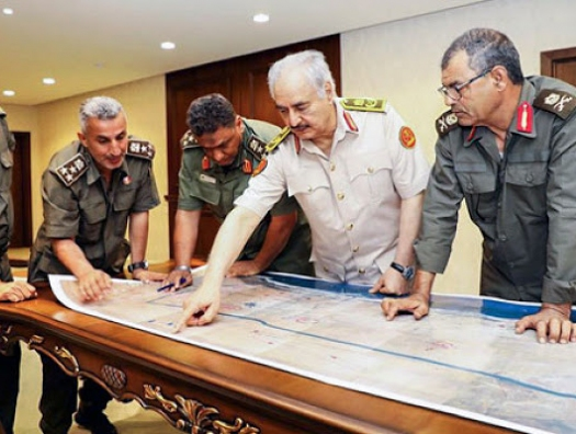 Битва за Триполи: маршал Хафтар выходит победителем