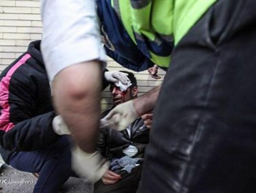 Беспорядки в Тебризе: ранены десятки человек