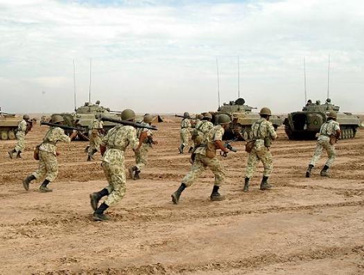 Российские и иранские войска столкнулись в Сирии