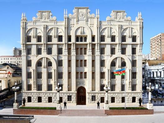 Племянник Зии Мамедова назначен на высокую должность в МВД