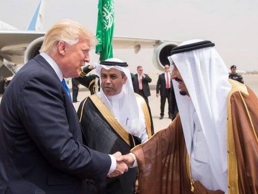 Саудовская Аравия благодарит США за решение по иранской нефти