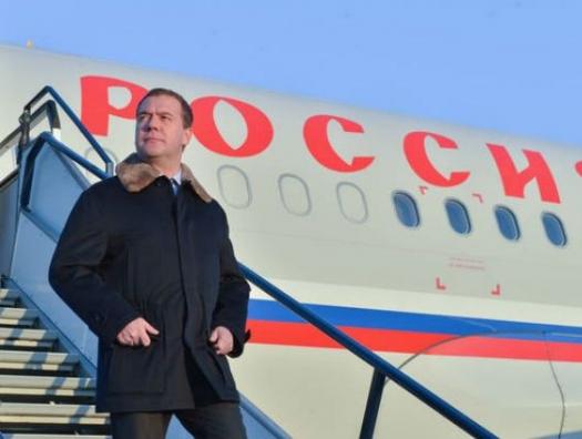Дмитрий Медведев едет в Ереван