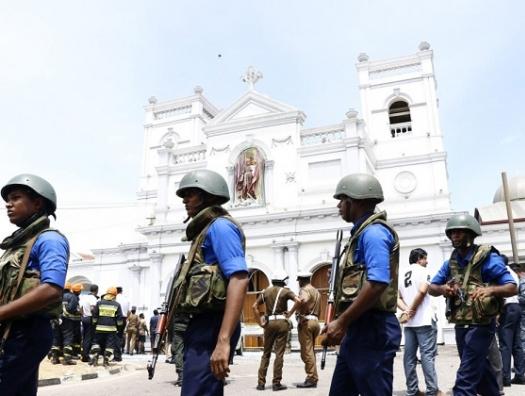 «Исламское государство» взяло ответственность за теракт на Шри-Ланке